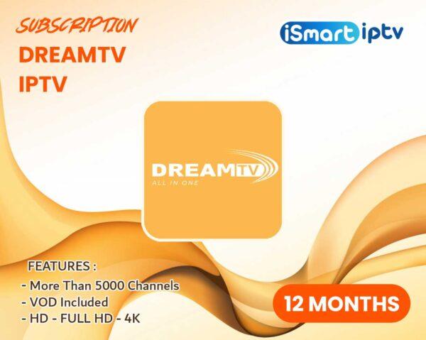 DreamTV IPTV