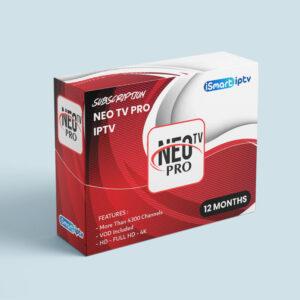Neo pro 2 iptv