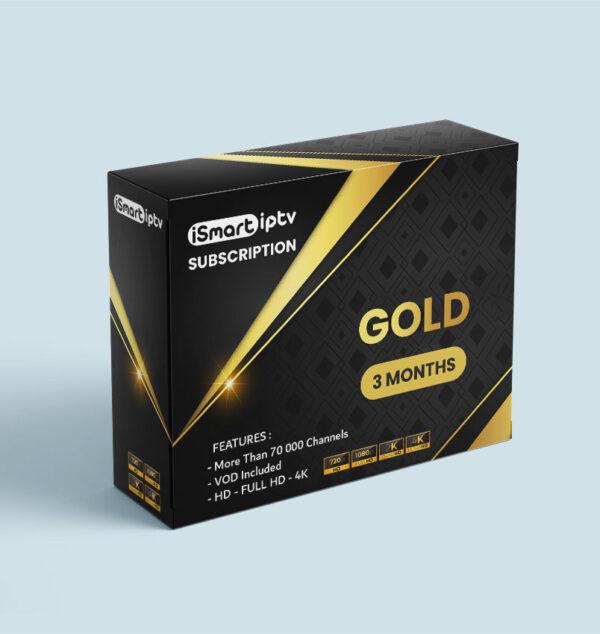 ISmart IPTV Gold